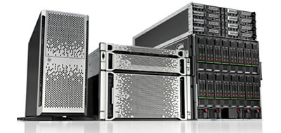 HP Proliant Servers